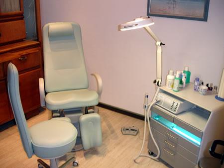 Unsere komfortablen Behandlungsräume sind stets auf dem neuesten Stand der Technik.